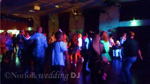 70s/80s Retro Disco Charity Fundraiser at Queens Hall, Watton, Norfolk 16.9.17 - Norfolk Wedding DJ www.norfolkweddingdj.co.uk